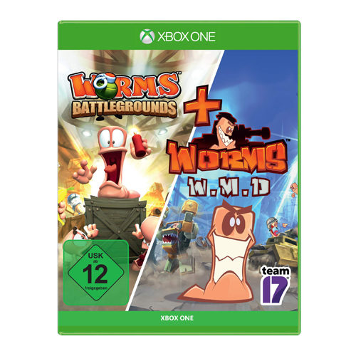 Worms Double Pack - Xbox One