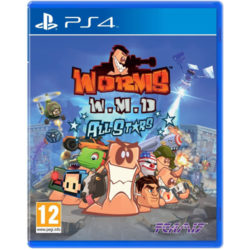 Worms Wmd All Stars - PS4