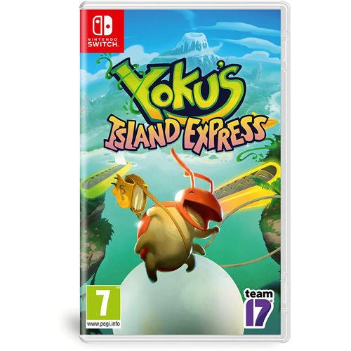 Yokus Island Express - Nintendo Switch