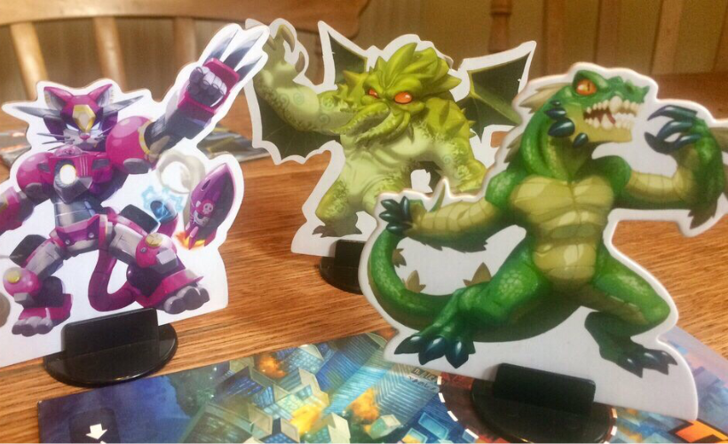 You Haven't played2 King of Tokyo body