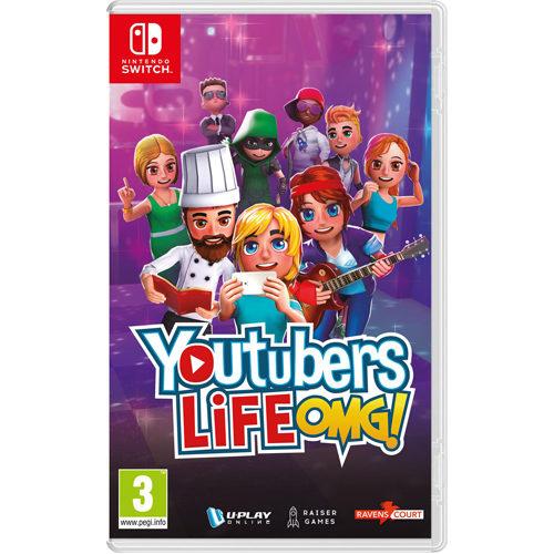 YouTubers Life OMG! - Nintendo Switch