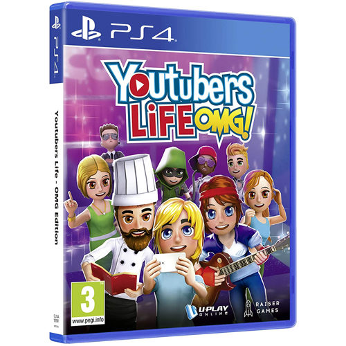YouTubers Life OMG! - PS4