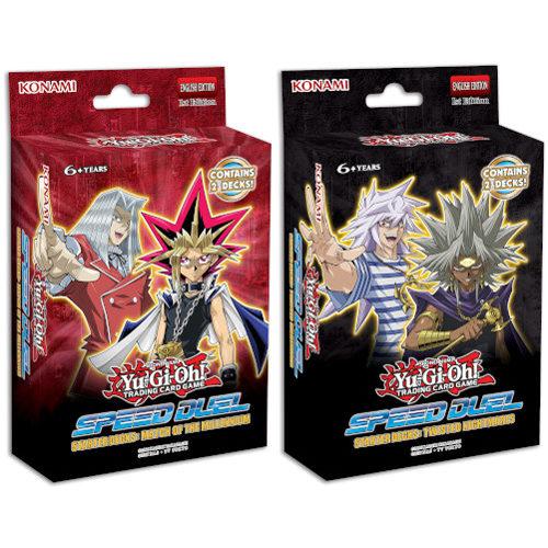 Yu-Gi-Oh Speed Duel Starter Decks - 2 Set