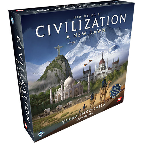 Civilization: A New Dawn - Terra Incognita Expansion