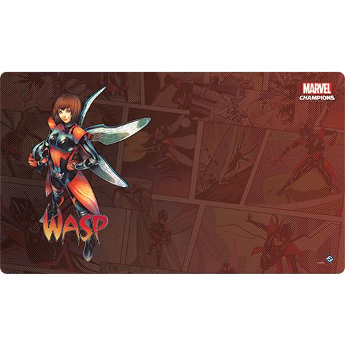 Marvel Champions: Wasp Game Mat