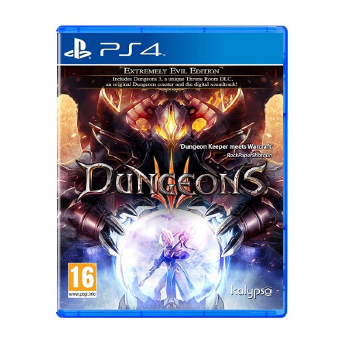dungeons 3 extremely evil edition ps4