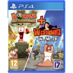 Worms Double Pack - PS4