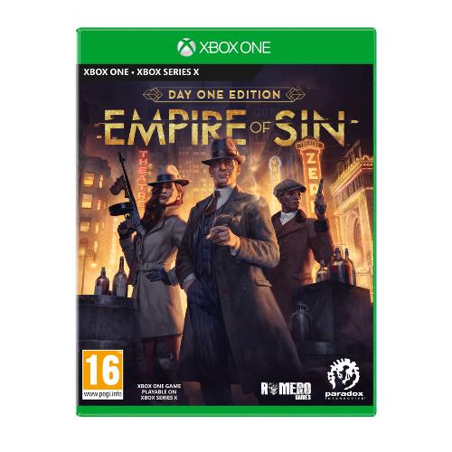 xbox one empire of sin