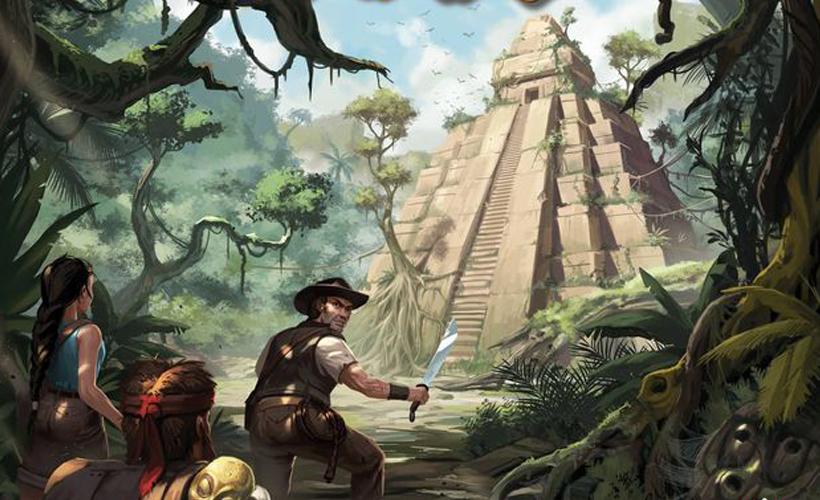 1999 – Tikal