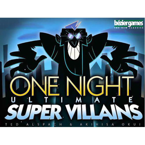 *A Grade* One Night Ultimate Super Villains