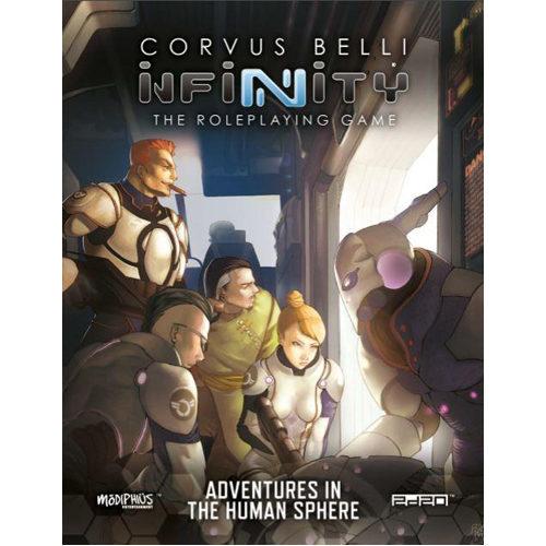 Adventures in the Human Sphere: Infinity RPG