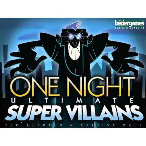 *B Grade* One Night Ultimate Super Villains
