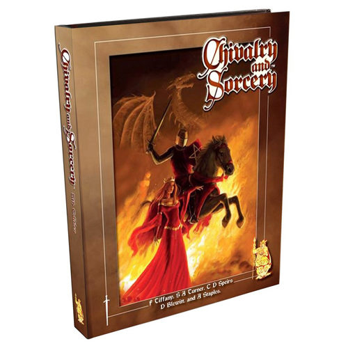 Chivalry & Sorcery 5th Edition RPG