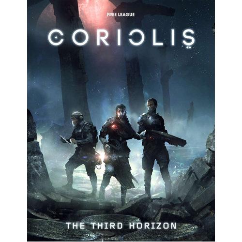 Coriolis RPG - M Screen