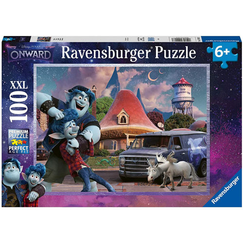 Disney Pixar: Onward XXL (100 pieces) Jigsaw Puzzle