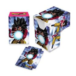 Dragon Ball Super: Full-View Deck Box Super Saiyan 4 Goku