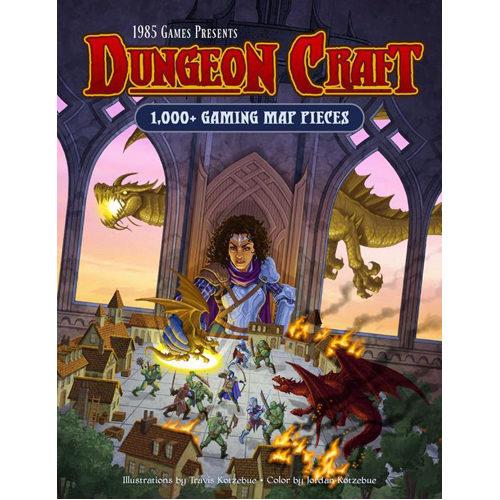 Dungeon Craft: Volume 1