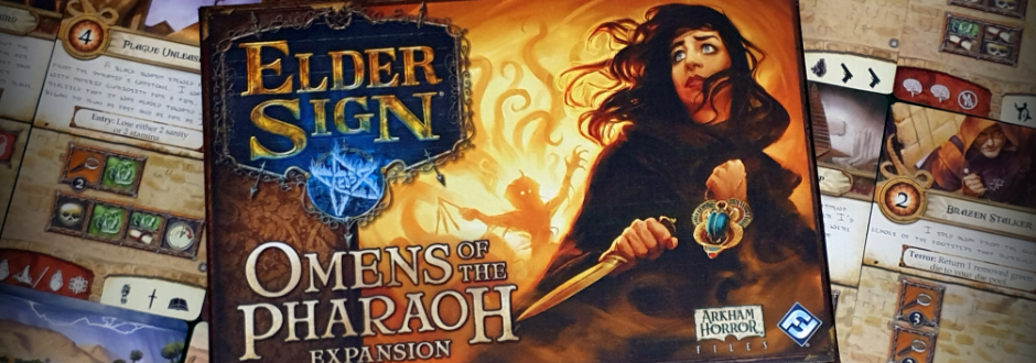 Elder Sign Omens of The Pharaoh Feature