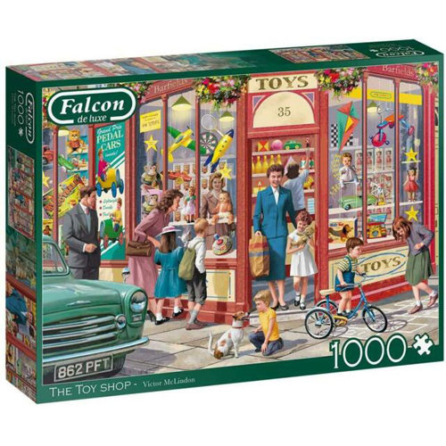 Falcon: The Toy Shop Puzzle (1000 Piece)