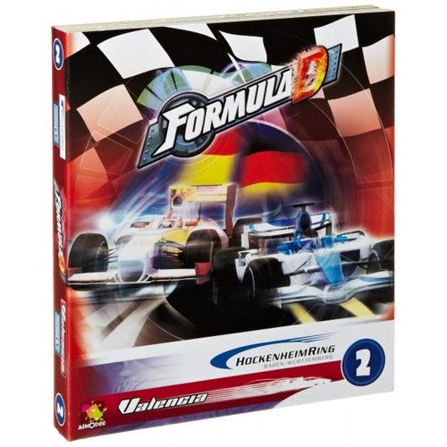 Formula D Expansion 2 - Hockenheim / Valencia