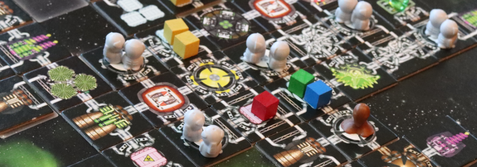 Galaxy Trucker Another Big Feature