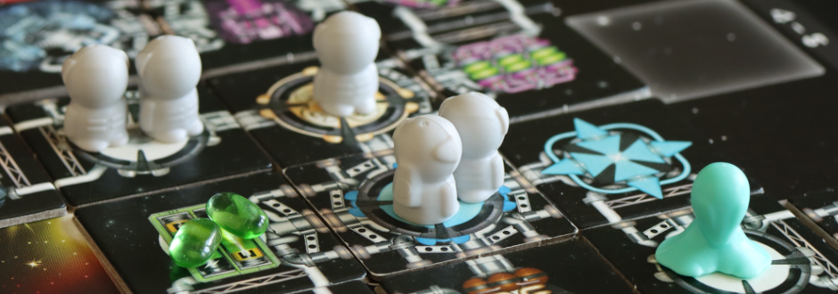 Galaxy Trucker Big Expansion Feature