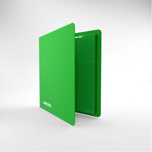 Gamegenic Casual Album 24-Pocket Green