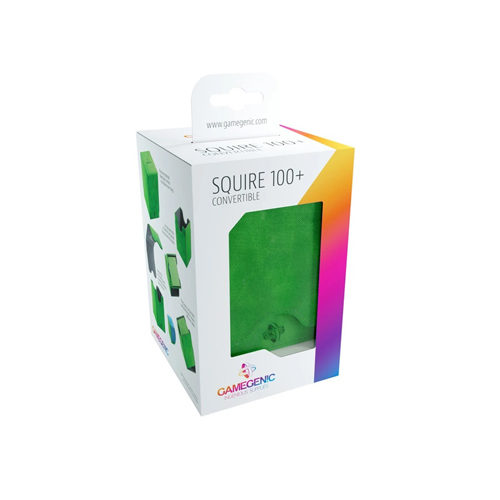 Gamegenic Squire 100+ Convertible Green