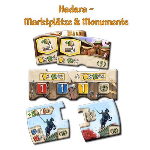 Hadara: Marketplaces & Monuments Mini Expansion
