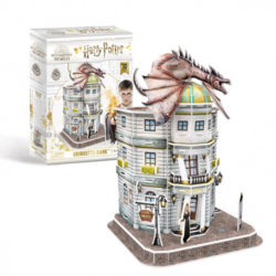 Harry Potter Gringotts 3D Puzzle