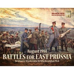 Infantry Attacks: August 1914 - Battle for Eastern Prussia