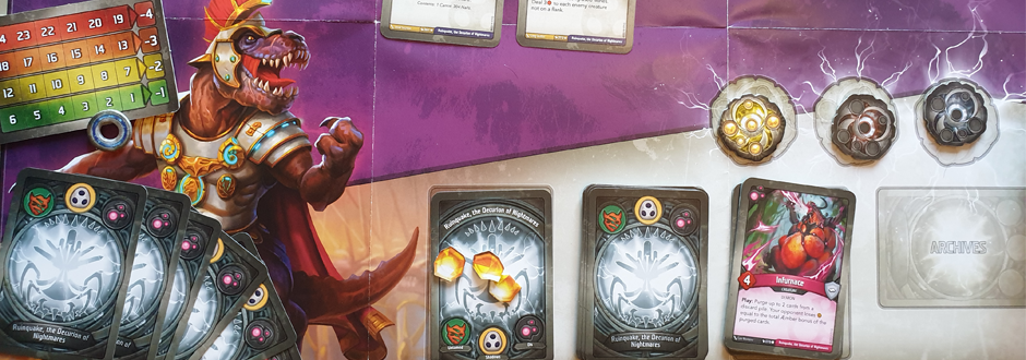 Keyforge World's Collide Starter Set Review