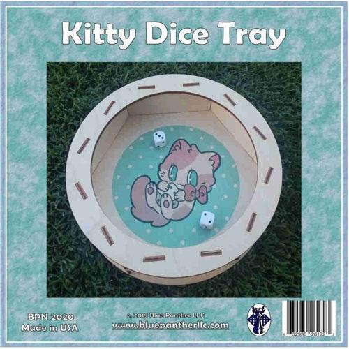 Kitty Dice Tray