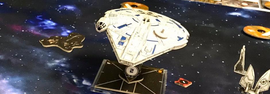 Star Wars X-Wing – Lando's Millennium Falcon review