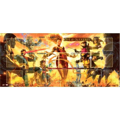 Legendary Playmat: Dark Phoenix vs The X-Men