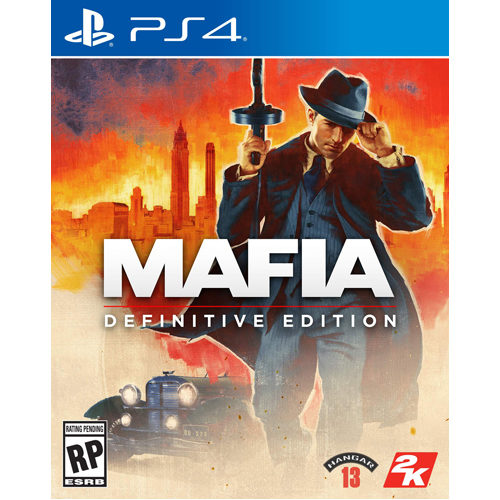 MAFIA 1  Definitive Edition - PS4