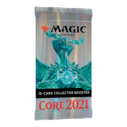 MTG: Core Set 2021 Collector Booster Pack