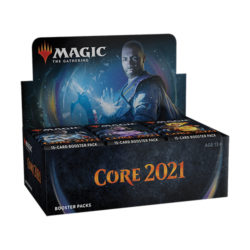 MTG: Core Set 2021 Draft Booster Box