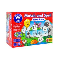 Match & Spell Next Steps