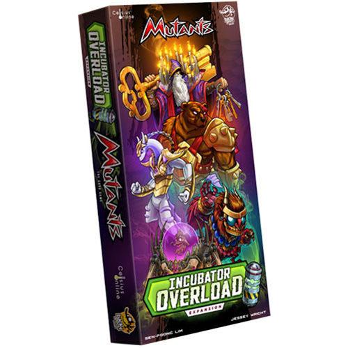 Mutants: The Card Game - Incubator Overload