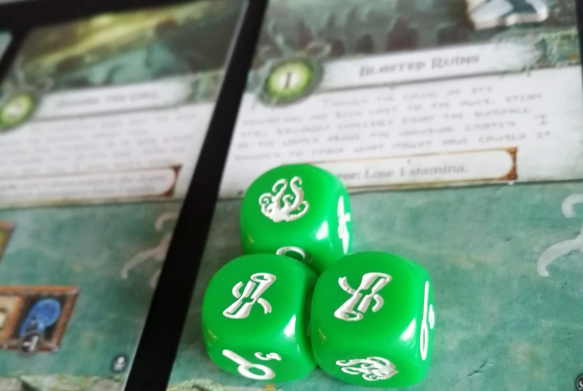 Omens of the deep board