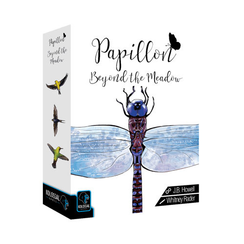 Papillon: Beyond The Meadow Expansion