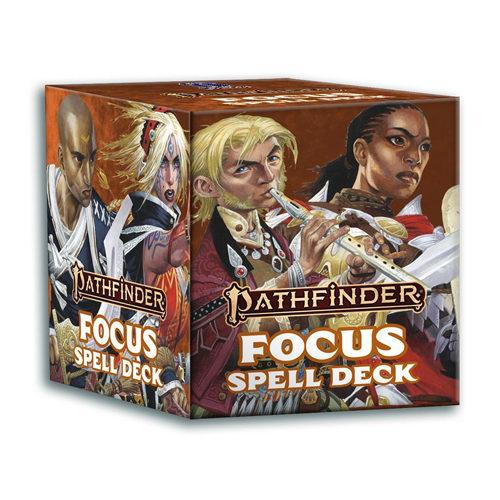Pathfinder: Focus Spell Deck