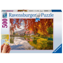 Peaceful Mill, Extra Large (500 pieces)