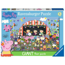 Peppa Pig Family Celebrations Giant Floor Puzzle (24 pieces)