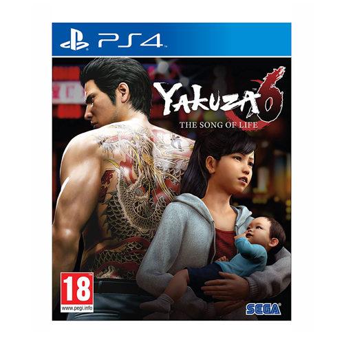 PlayStation Hits - Yakuza 6: The Song of Life
