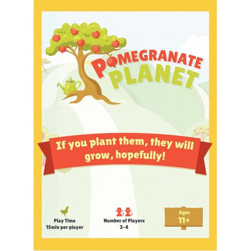 Pomegranate Planet