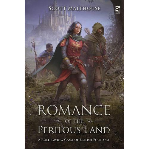 Romance of the Perilous Land RPG