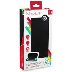 STEALTH Premium Travel Case for Nintendo Switch Lite (Grey)