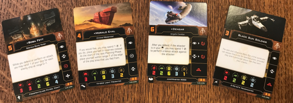 Star Wars X-Wing – Scum and Villainy Conversion Kit review